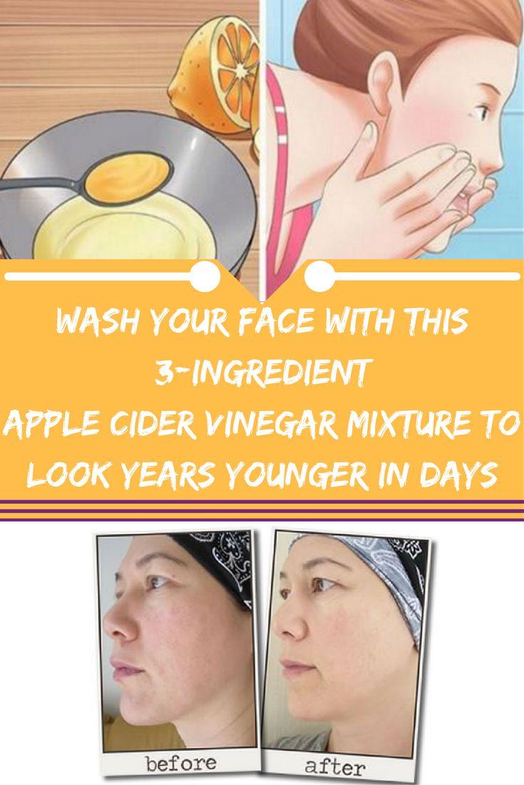 Healthy facial mixtures