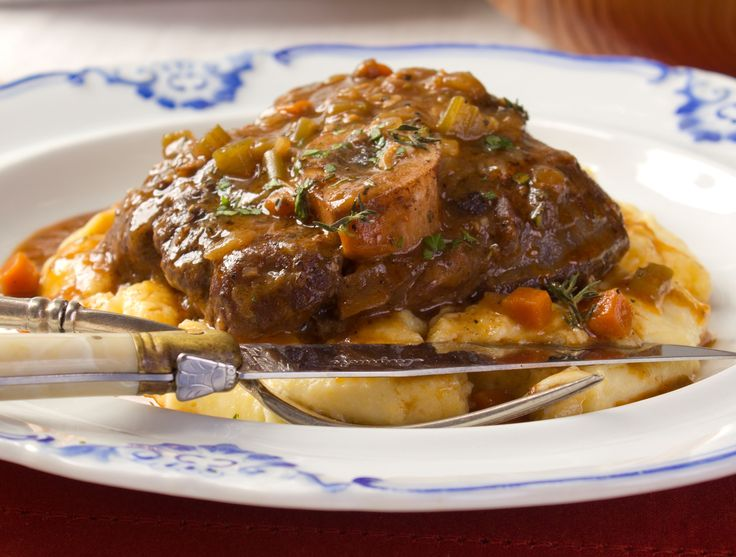 One of my favorite tools in the kitchen is my pressure cooker. It's a fast and simple way to make delicious meat that is fall-off-the-bone tender like this Quick Osso Buco