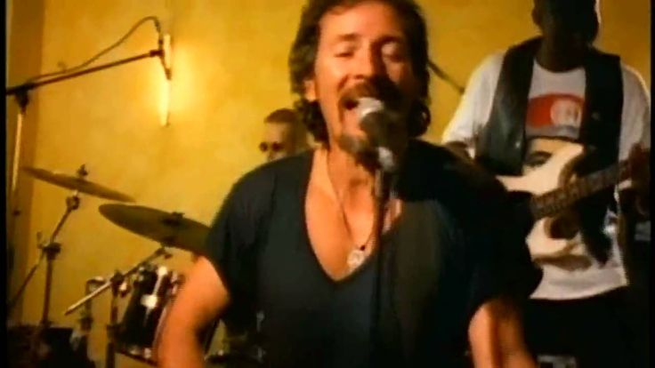 "Bruce Springsteen - ""Hungry Heart"""