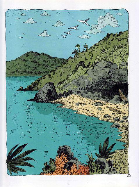 El valle de las maravillas (Cazador-recolector) de Joann Sfar