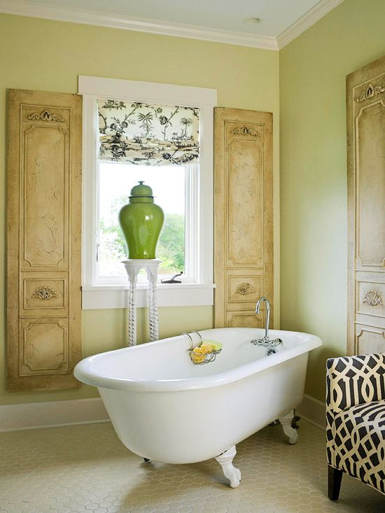 updating a classic beautiful - Updated Bathrooms Designs