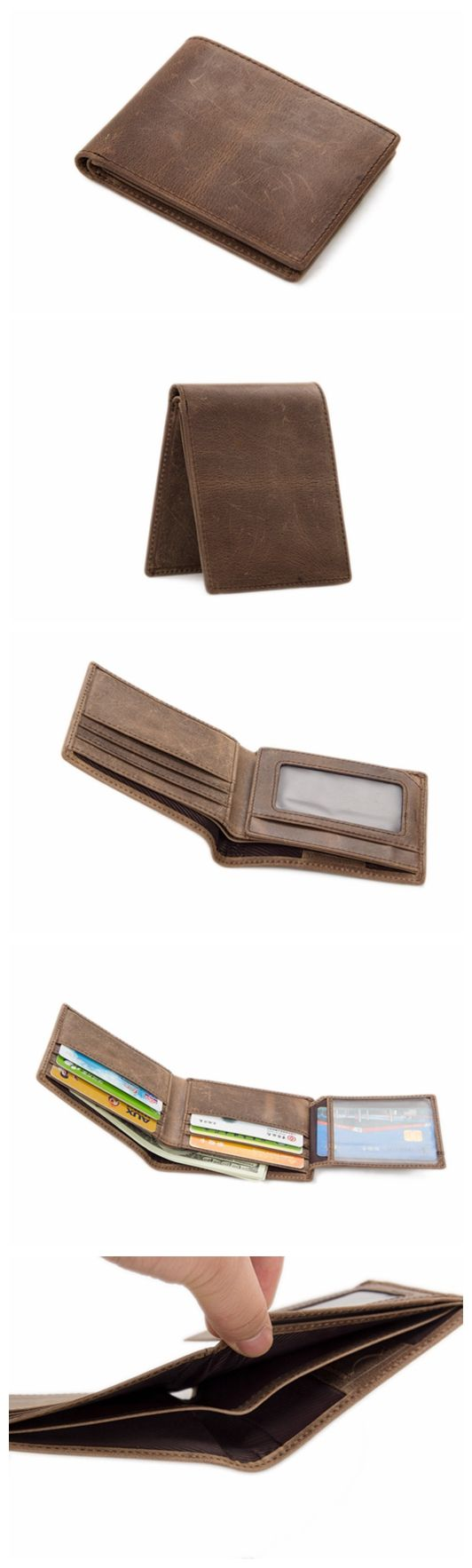 Handcrafted Wholesale High Quality <b>Genuine Leather Wallet</b> Money ...