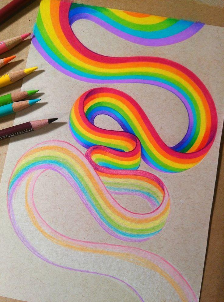 Rainbow Practice (WIP) by dannii-jo on DeviantArt