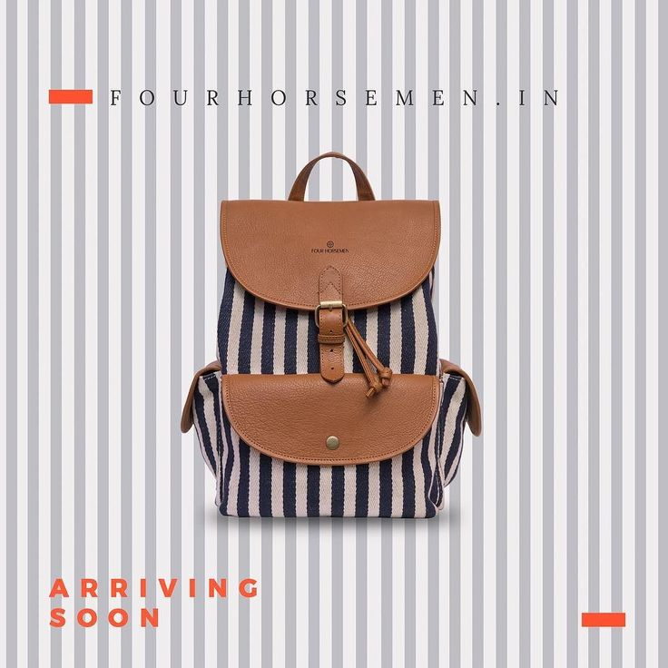Very soon...... :) #fourhorsemen #fourhorsemenhkv #backpack #nautical #tan #blue #backpacks #instagram #instagood #instadaily #leather  #canvas #new #arriving soon #handcrafted #lovely #unisex #women #men