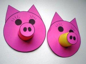 Lucas 15: Grappige varkens bij het verhaal van de verloren zoon