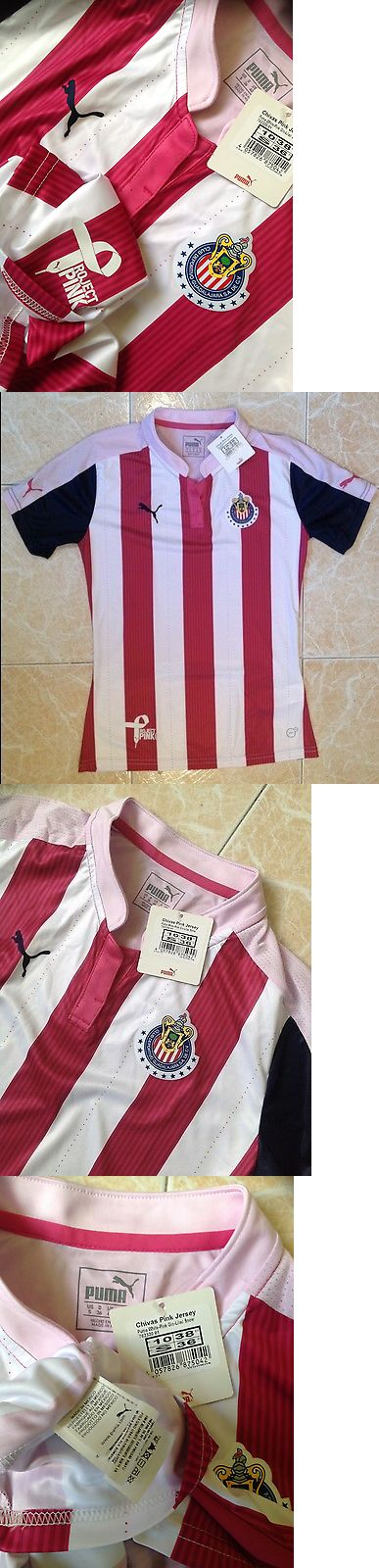 Women 159098: Puma Chivas Project Pink Womens Jersey Tigres Xolos Toluca Rayados Pumas America -> BUY IT NOW ONLY: $89.99 on eBay!