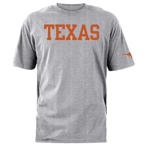 We Are Texas Men's University of Texas Block T-shirt
