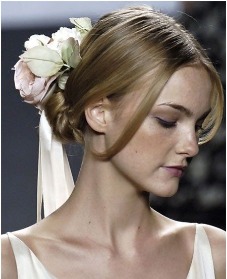 Christian Bridal Hairstyle: Indian Wedding Hairstyles For Christian Brides