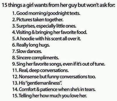 Dating advice from a guy for girls