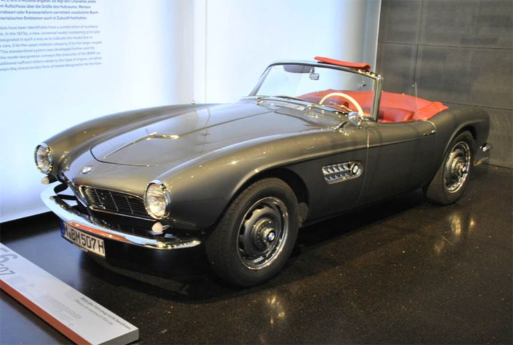 a classic 1956 bmw 507 sports car wheel wonders 1950 39 s pinterest cars bmw and classic. Black Bedroom Furniture Sets. Home Design Ideas
