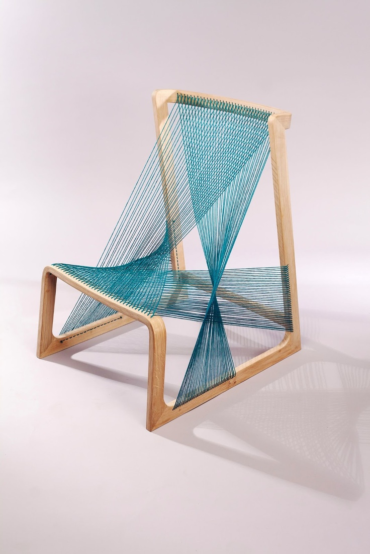 Alvi Design// Alvisilkchair By Åsa Kärner | London Design Journal Amazing Pictures