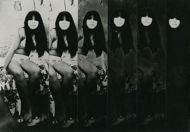 "Fernell Franco, série ""Prostitutas"", 1970-1972 (collage)"