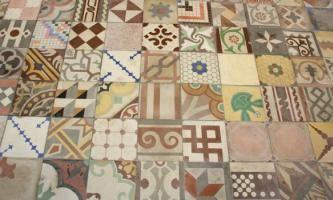 Gorgeous Decorative Tiles in Vejer de la Frontera | Reclaimed Tile Company