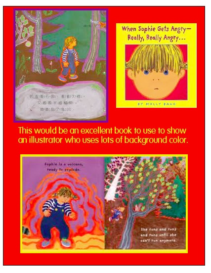Joyful Learning In KC: In Pictures and Words Chapter 7Feelings Preparing, Chapter, Minis Dog Qu, Deeds, Mad Woman, Colors Joy, Minis Ls, Backgrounds Colors, Enjoy Learning