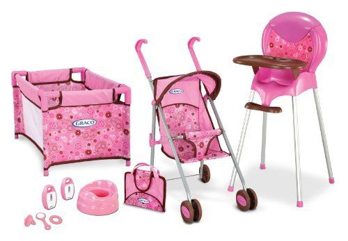 Graco Playset With Stroller By Tolly Tots 39 99 Fits