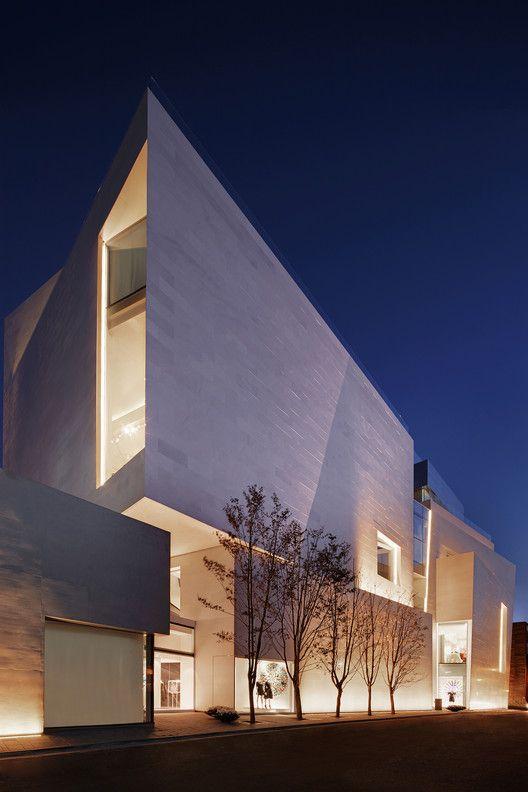 Boontheshop  / Peter Marino Architect | Plataforma Arquitectura