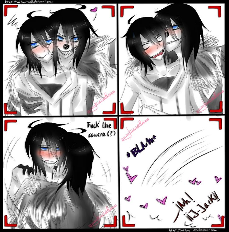 Laughing Jack X Jeff the Killer PHOTOS by saiko-chan13.deviantart.com on @DeviantArt