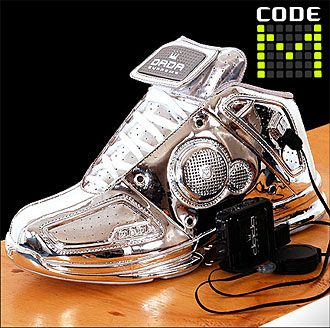 get this and walk around with your own theme music wherever you go.