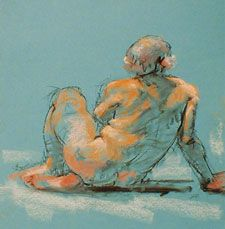 Figure drawing poses, gesture drawing, how to push a pose, and sketching the body--it's all in the Artist Daily free eBook on human figure drawing...