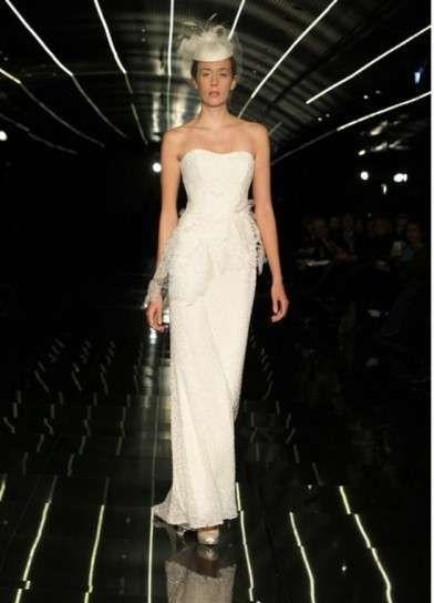 Abiti da sposa Atelier Aimée collezione 2015 - Lace dress da sposa