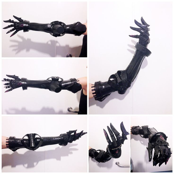 Drakengard 3 Zero Fake Arm by Fantalusy cyborg robot cosplay costume LARP | NOT OUR ART - Please click artwork for source | WRITING INSPIRATION for Dungeons and Dragons DND Pathfinder PFRPG Warhammer 40k Star Wars Shadowrun Call of Cthulhu and other d20 roleplaying fantasy science fiction sci-fi horror location equipment monster character game design | Create your own RPG Books w/ www.rpgbard.com