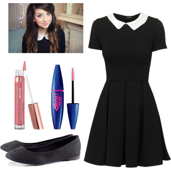 """""""Zoella Inspired Outfit"""" by saladtopping on Polyvore"""