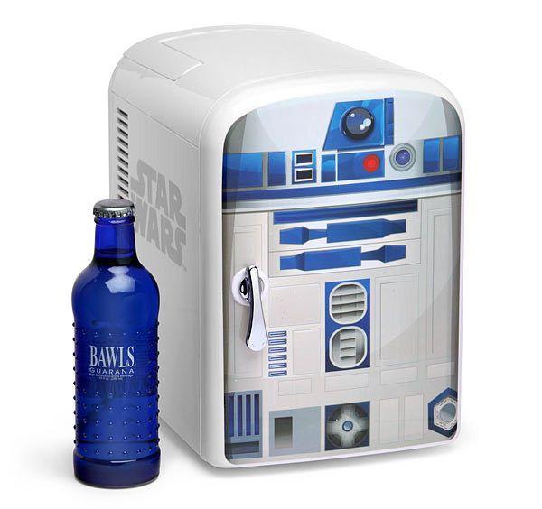 ThinkGeek【星際大戰:高智能迷你冰、暖箱】R2-D2 vs. BB-8 到底誰比較冰? | 玩具人Toy People News