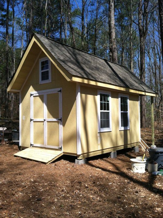 Atlanta Sheds And Garage Builders, Atlanta GA Custom Utility Sheds By  Backyard Custom Construction