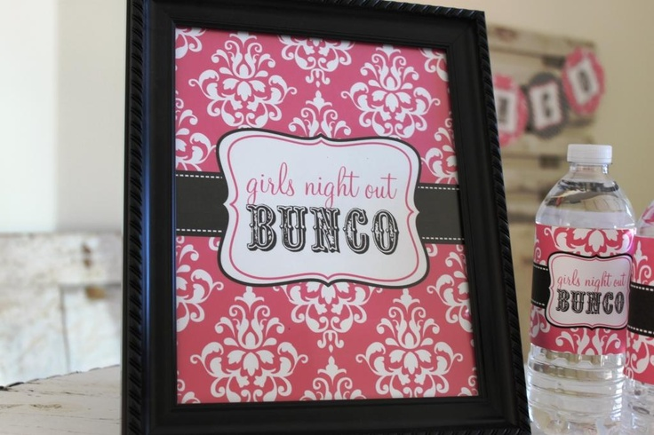 About bunco baby on pinterest bunco party dice and game night