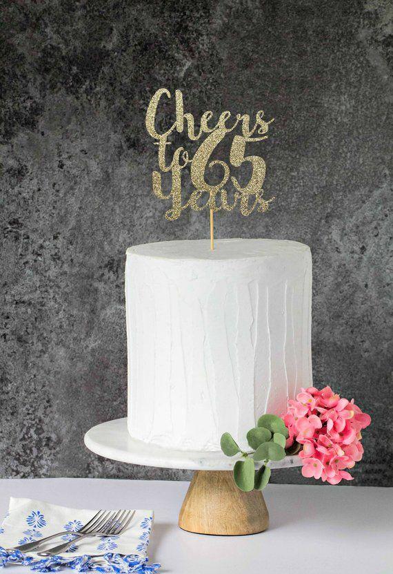 One Silver Glitter Cake Topper FÊTE D/'ANNIVERSAIRE PREMIER ANNIVERSAIRE Gâteau Numéro 1 One