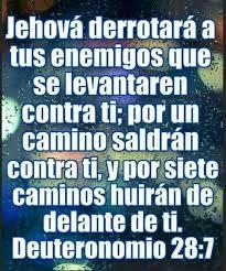 Resultado de imagen de Deuteronomio 28:13