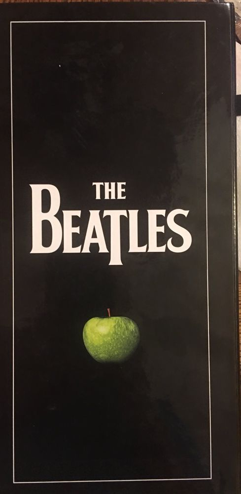 The Beatles: Stereo Box Set by The Beatles 15 CDs  #BritishInvasion