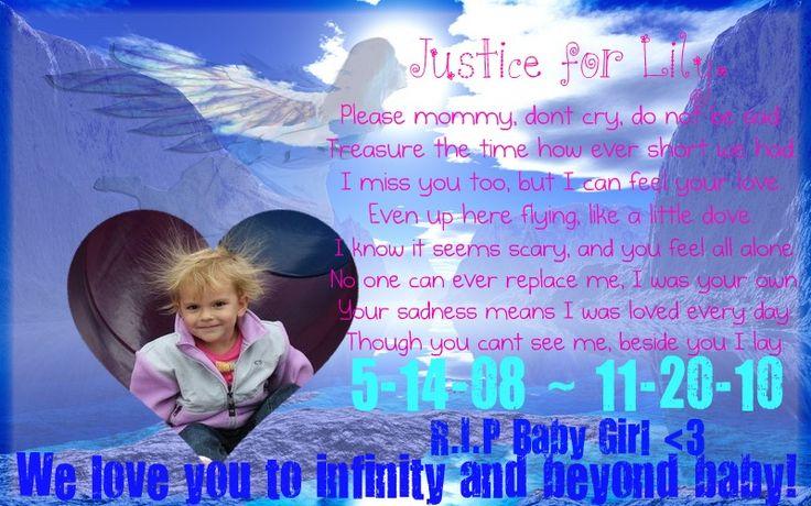 Photo Memories of Lily Lynette Furneaux (May 14, 2008 - November 20, 2010) - Online Memorial Website