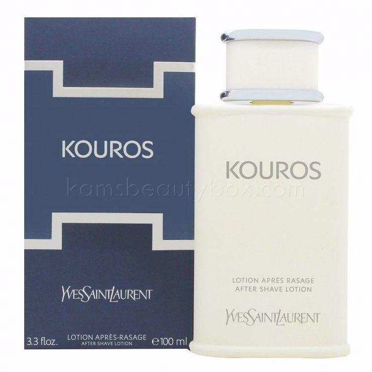 HOT ARRIVAL: Yves Saint Lauren... http://www.kamsbeautybox.com/products/yves-saint-laurent-kouros-aftershave-splash-100ml?utm_campaign=social_autopilot&utm_source=pin&utm_medium=pin