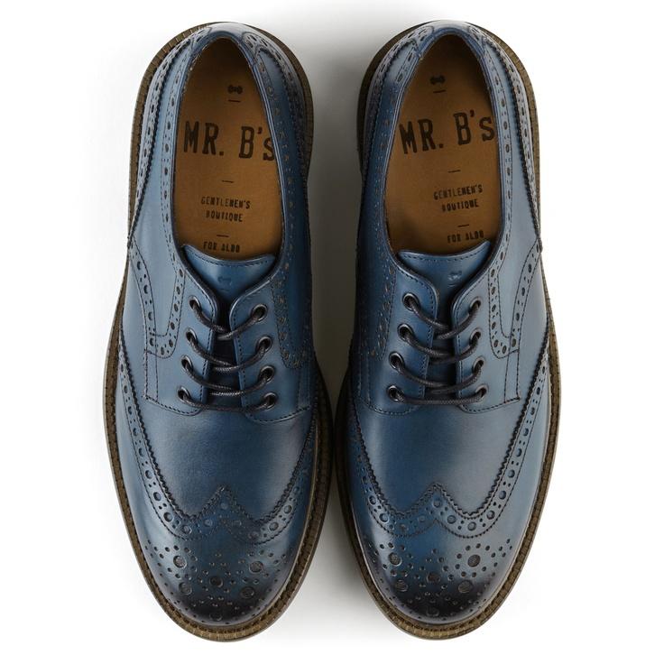 aldo shoes mr blue