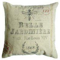 tasteful rustic cushion