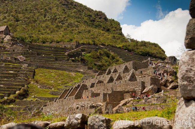Talleres y viviendas Incas