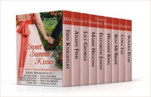 Sweet Summer Kisses: A Boxed Set of Nine Regency Novellas, Erin Knightley, Aileen Fish, Lily George, Marie Higgins, Elizabeth Johns, Heather King, Bess McBride, Cora Lee, Susana Ellis - Amazon.com