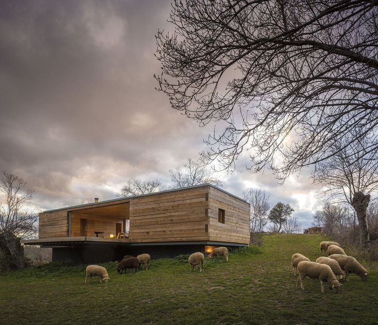 seasons house by churtichaga quadra salcedo architects in segovia spain: american colonial homes brandon inge