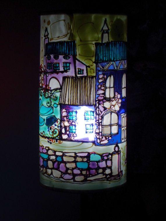 lampade ..abat jour di lampadearte su Etsy, €80.00