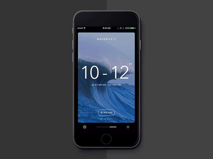 Billabong Surf Report for iPhone is Live!  If you've got an iPhone —go download it for free :) — https://itunes.apple.com/us/app/billabong-surf-report/id1060781244?mt=8  ——  The @RALLY team has be...