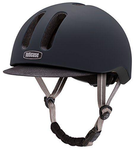 BMX Helmets - Nutcase  Metroride Bike Helmet Fits Your Head Suits Your Soul  Black Tie Matte SmallMedium *** Read more at the image link.