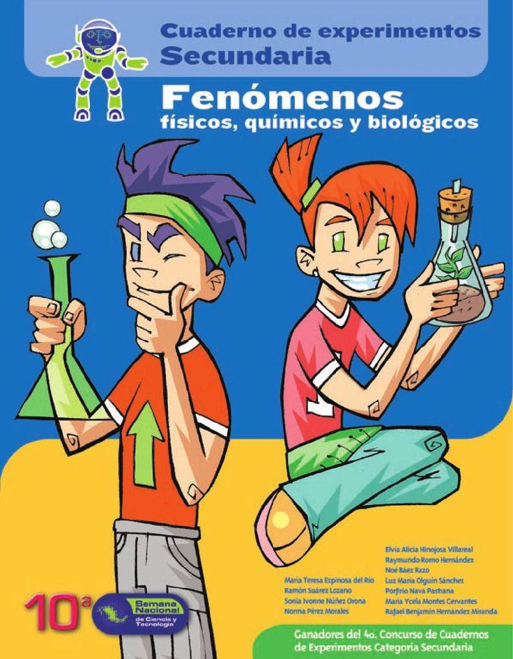 Experimentos ii  Diversos experimentos de fisica,quimica y biologia