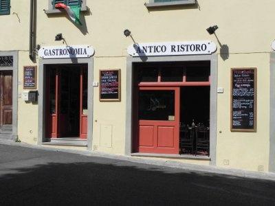 Gastronomia Piatti e Fagotti a Fiesoli - dove abbiamo provato il lampredotto alla cacciatora