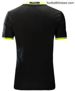 Chelsea Away Shirt 16 17 Back