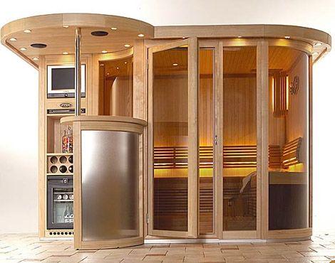 16 bemerkenswerte Sauna Designs für zu Hause #bemerkenswerte
