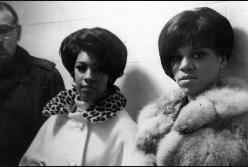 Mary Wilson and Florence Ballad - The Supremes