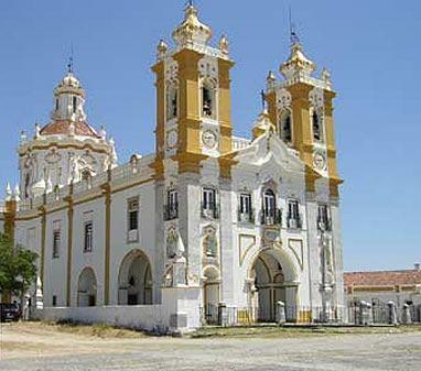 Nossa Senhora de Aires, Viana do Alentejo, Portugal