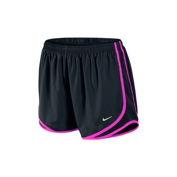Nike Tempo löparshorts ❤ liked on Polyvore featuring sport shorts