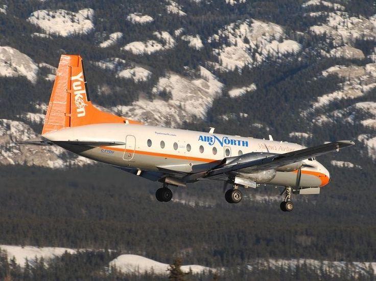 Air North Hawker Siddeley HS-748